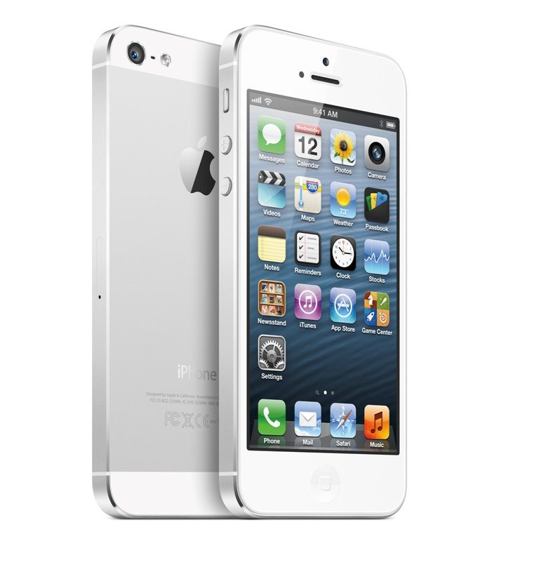 Apple iPhone 5 16GB белый
