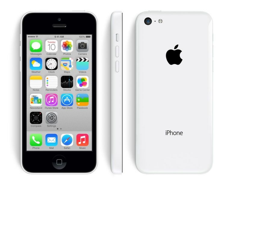 Apple iPhone 5C 32GB белый