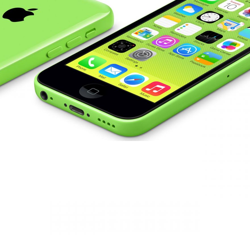 Apple iPhone 5C 16GB Зелёный