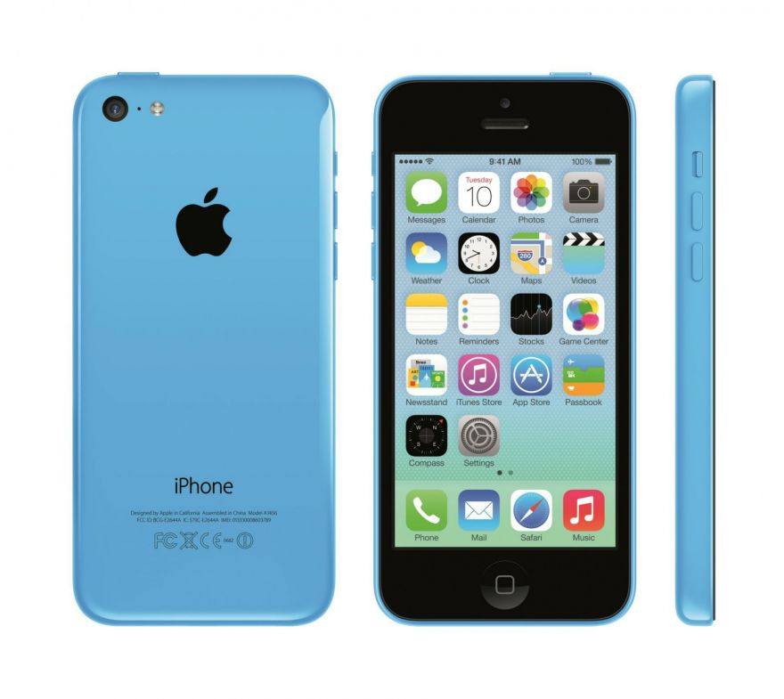 Apple iPhone 5C16GB Голубой
