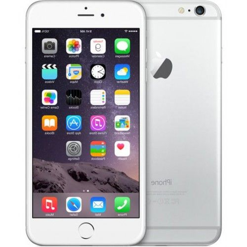 Apple iPhone 6 128GB серебристый