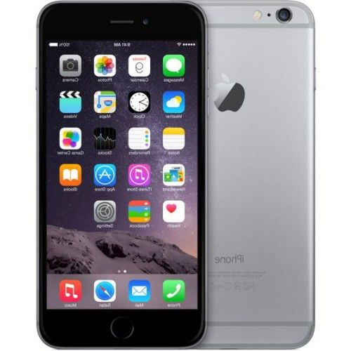 Apple iPhone 6 128GB Cерый космос