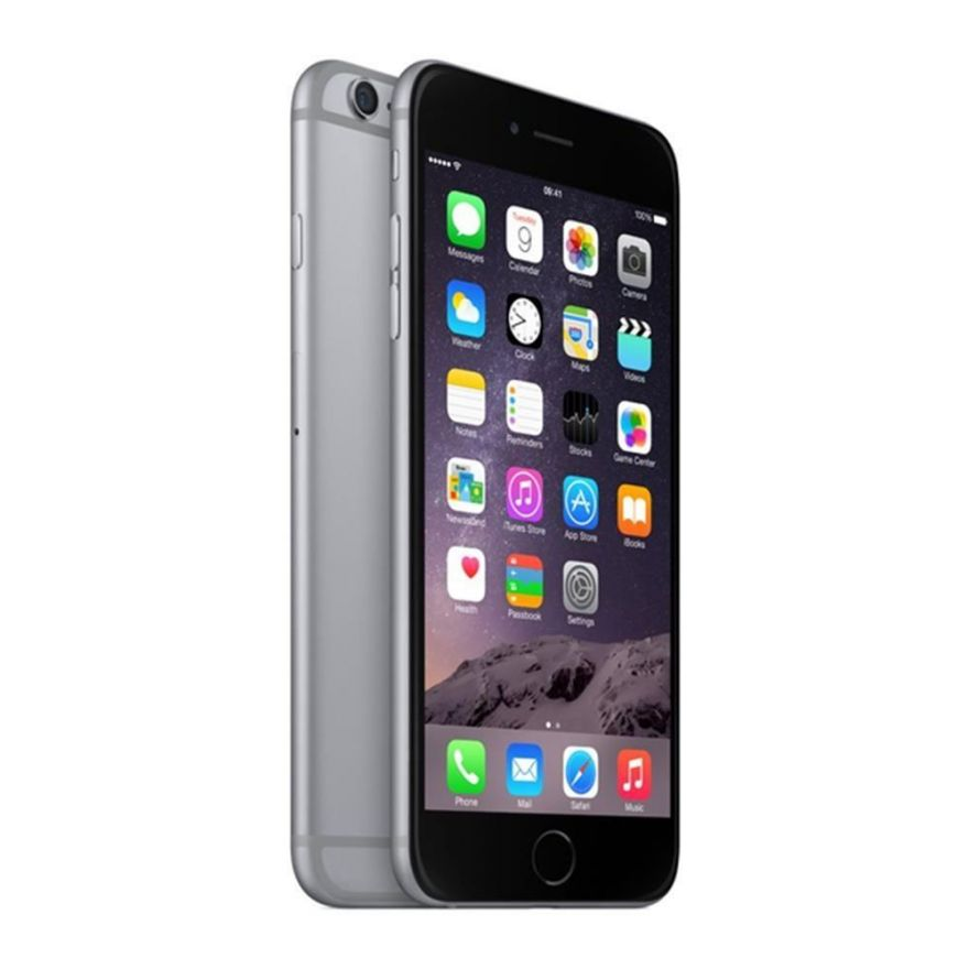 Смартфон Apple iPhone 6 Plus 128GB Серый космос
