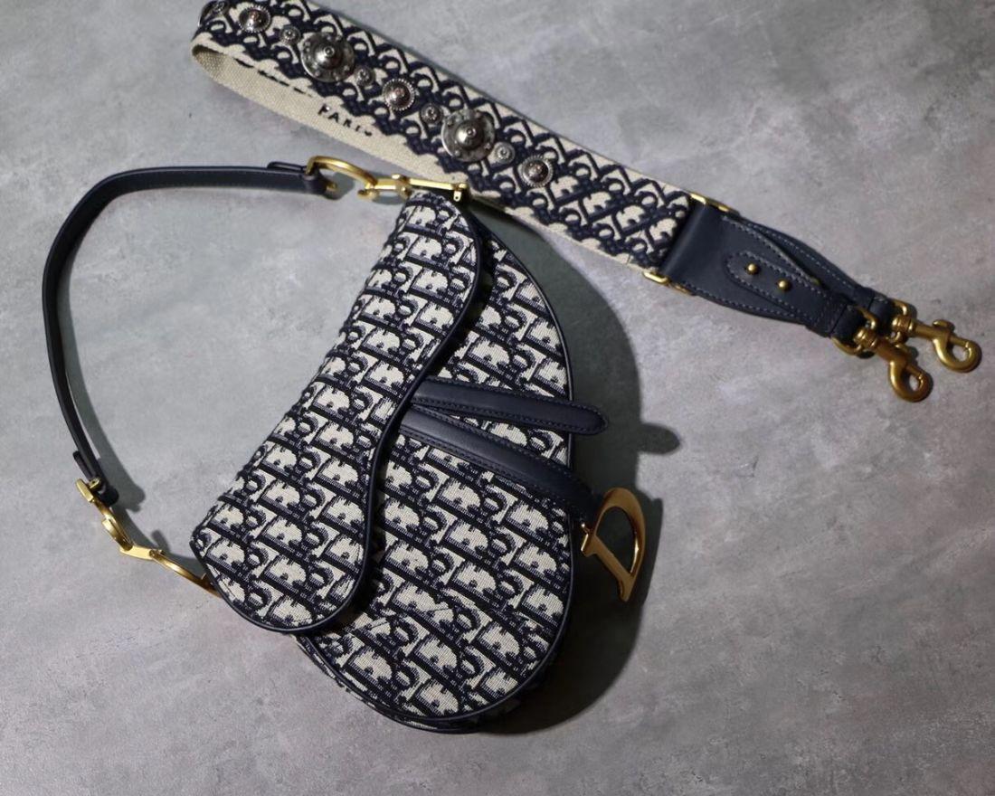 Dior Saddle
