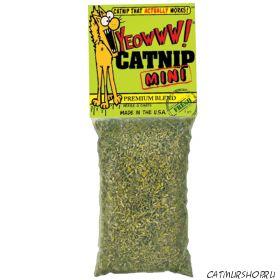 Yeowww! Mini Catnip Bag 4 гр.  Абсолютно натуральный продукт, обладающий антистрессовым действием на кошек, относится к продукции класса «премиум».