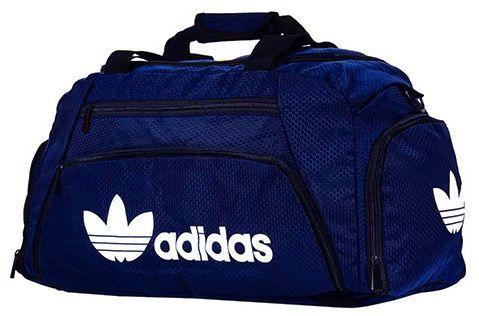 Спортивная сумка-рюкзак с отделом для обуви цвет синий
