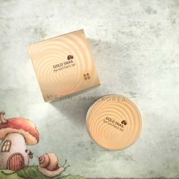 The Saem - Gold Snail Eye Gel Patch Set