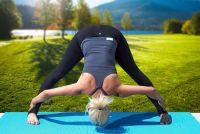 Коврик для йоги YOGA, 137 х 60 см