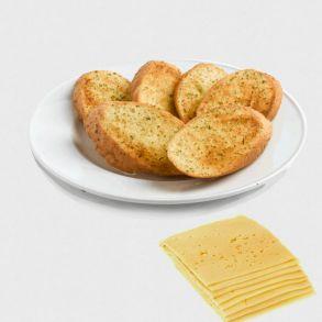 Сухарики багетные со вкусом сыра