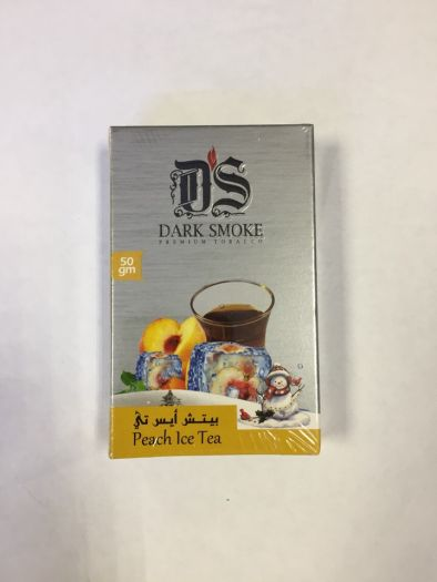 Табак для кальяна Dark Smoke Peach Ice Tea