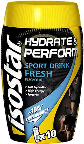 Изотонический напиток ISOSTAR Hydrate & Perform Powder Грейпфрут