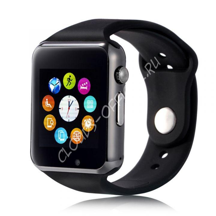 Умные часы Smart Watch W8 (серебро)