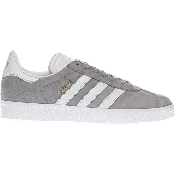 adidas Original  Gazelle Light Grey