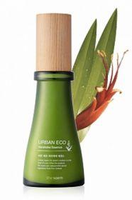 The saem Urban Eco Harakeke Fresh Essence 55ml- Эссенция для лица с новозеландским льном