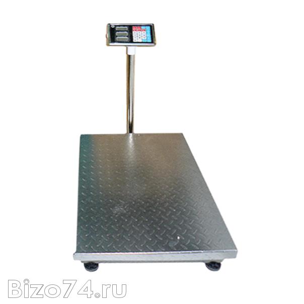 Напольные торговые весы Foodatlas ВТН-1000 (до 1000 кг)