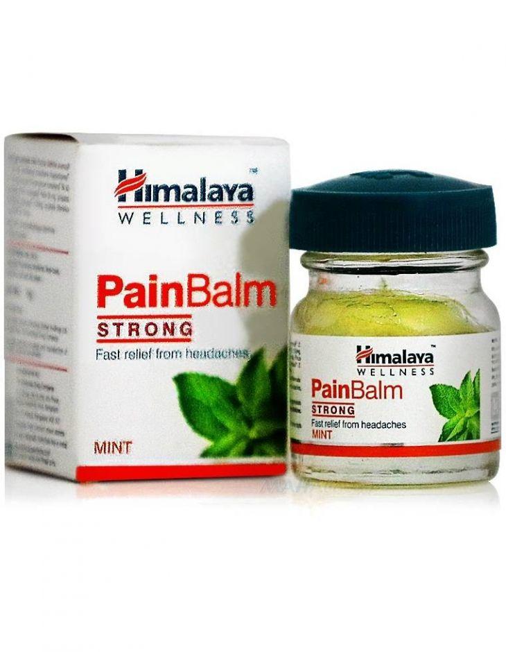 "Обезболивающий бальзам"" Пейн Балм,"" 10 г, производитель Хималая; Pain Balm, 10 g, Himalaya"