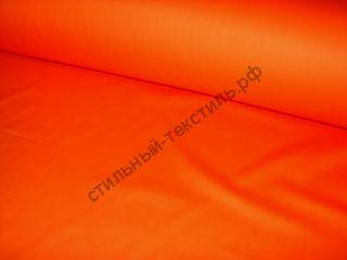 Сатин (оранжевый)