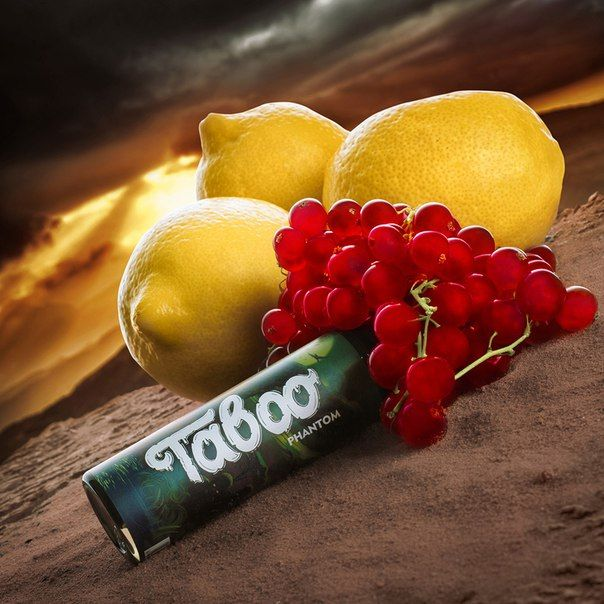 Жидкость Taboo Phantom 60ml