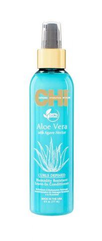 Несмываемый увлажняющий кондиционер CHI Aloe Vera with Agave Nectar 177 мл