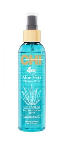 Спрей для вьющихся волос CHI Aloe Vera with Agave Nectar 177 мл