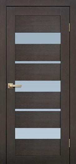 Дверь межкомнатная Сиера Венге 3D  (Цена за комплект)