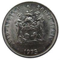 ЮАР 5 центов 1973 г.