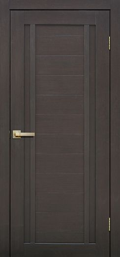 Дверь межкомнатная Эльбрус Венге  3D  (Цена за комплект)