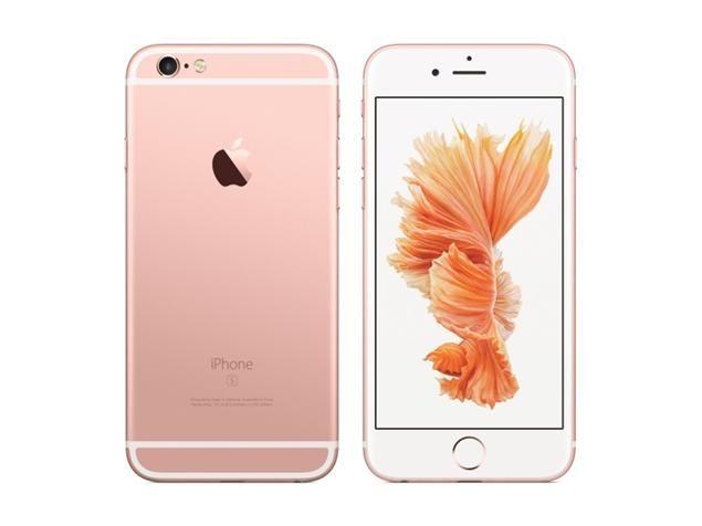 Apple iPhone 6S 16GB Розовое Золото