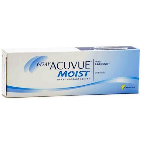 1-Day Acuvue Moist 30 pk