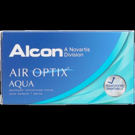 Air Optix  Aqua 3 pk.