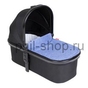 snug™ carrycot, Люлька для новорожденного Phil and Teds snug™ carrycot, версия 2019 года Фил энд Тедс Снэг Керрикот