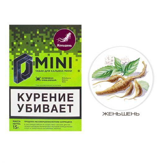Табак D-Mini Женьшень