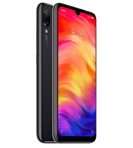 Смартфон Xiaomi Redmi Note 7 3/32GB Black