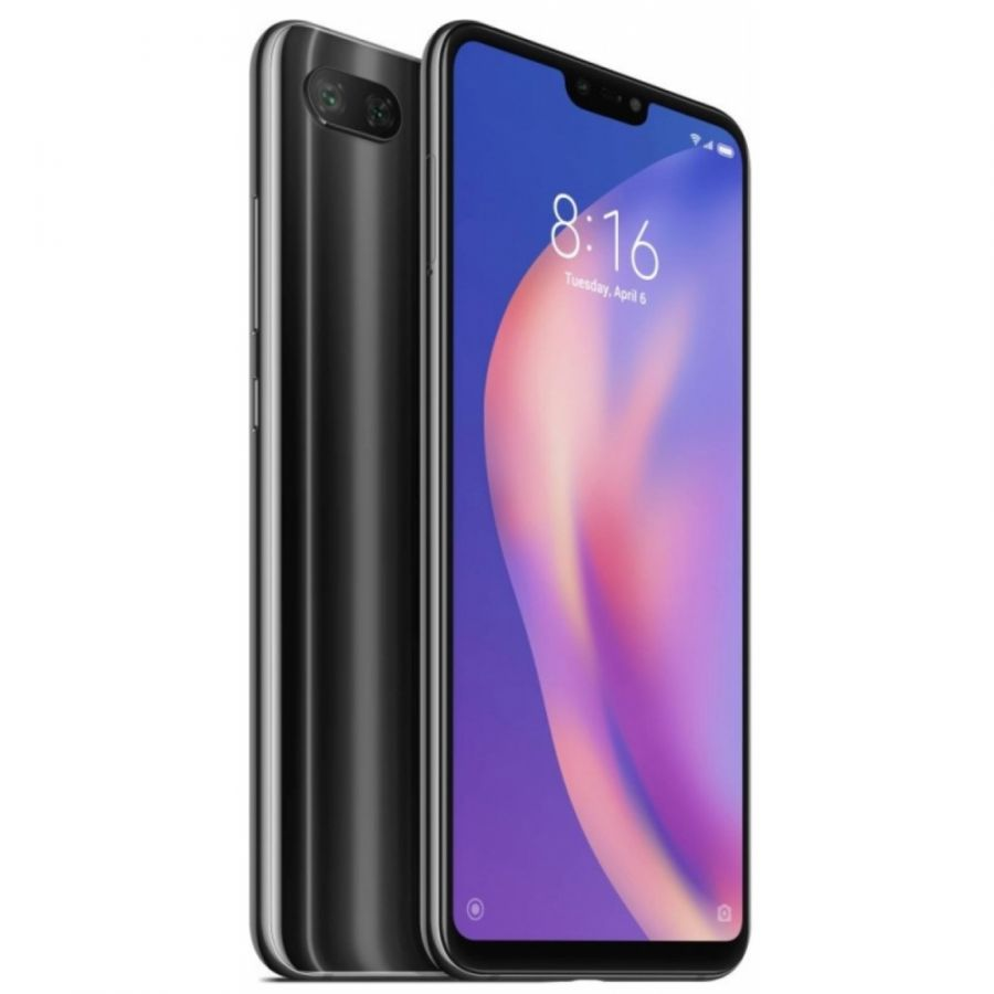 Xiaomi Mi 8 Lite Black 4/64Gb