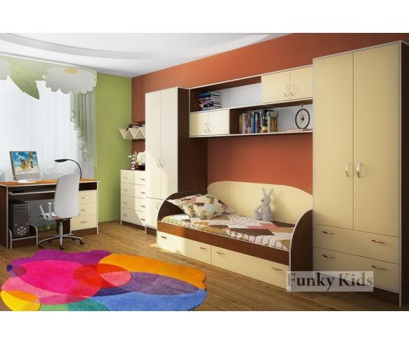 """Коллекция детской мебели """"Funky Kids"""""""