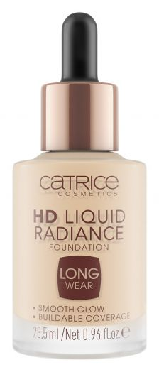 CATRICE Тональная основа HD Liquid Radiance Foundation