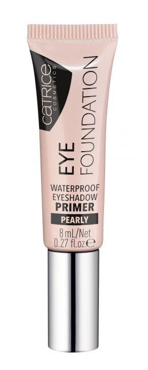 CATRICE Водостойкий праймер под тени для век Eye Foundation Waterproof Eyeshadow Primer