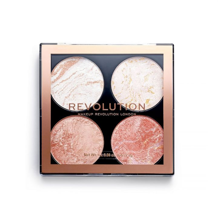Revolution Makeup Палетка для макияжа Revolution Cheek Kit Take A Breather