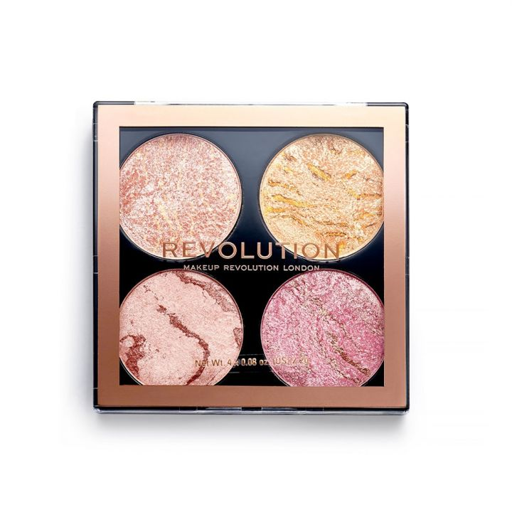 Revolution Makeup Палетка для макияжа Revolution Cheek Kit Fresh Perspective