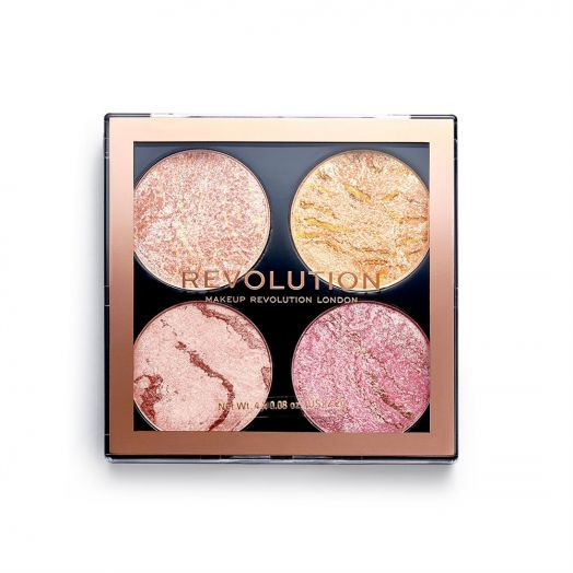 Revolution Makeup Палетка для макияжа Revolution Cheek Kit Fresh Perspective