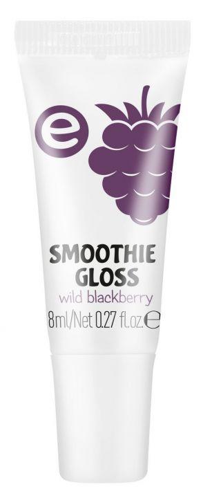 essence Увлажняющий блеск для губ smoothie gloss