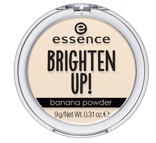 essence Пудра компактная brighten up! banana powder, 10 bababanana