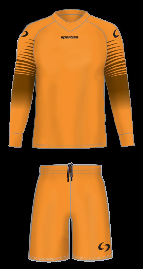 Форма вратарская футбольная Sportika Doha Set