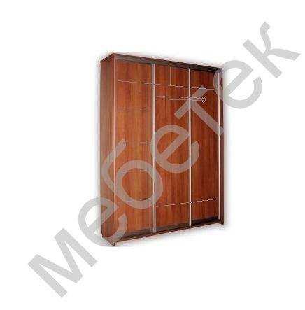 Шкаф-купе 3–х дверный