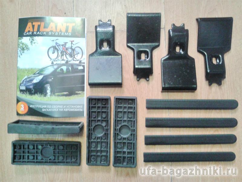 Адаптеры для багажника Honda Accord CE 1993-1998, Honda Jazz, Атлант, артикул 8834