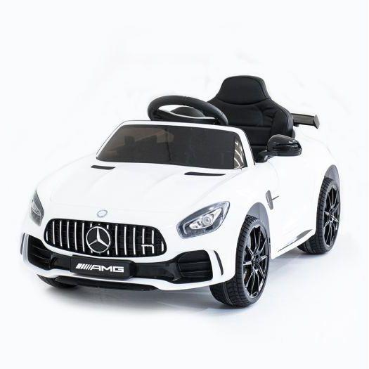 Детский электромобиль Mercedes Benz AMG GT R 2.4G Белый