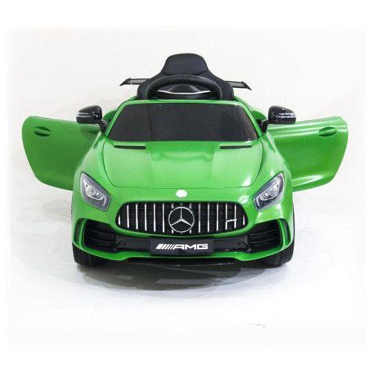 Детский электромобиль Mercedes Benz AMG GT R 2.4G - Зеленый