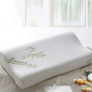 Подушка с эффектом Памяти Bamboo
