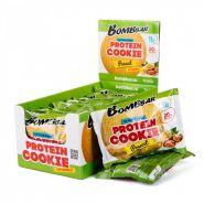 Протеиновые печенье Bombbar в ассортименте 60 грамм.