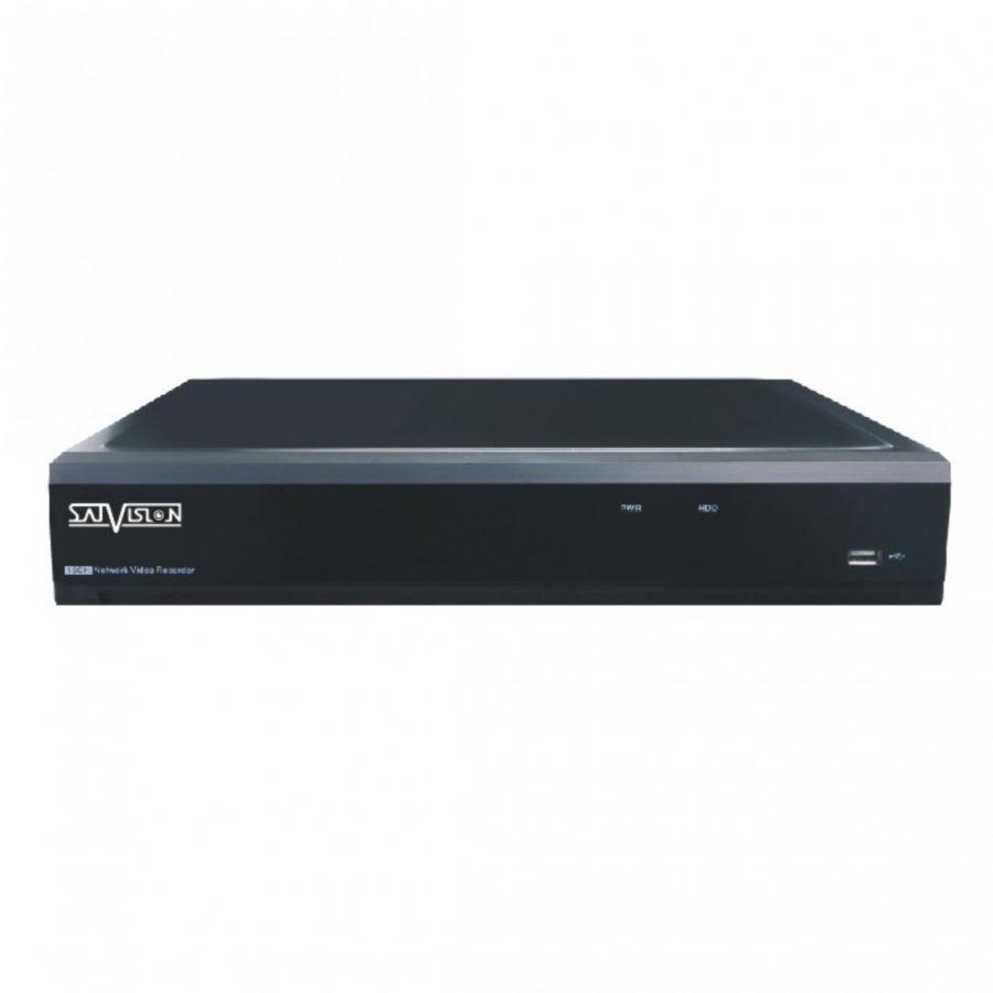 SVR-6115-F V 2.0 16-х канальный цифровой гибридный...